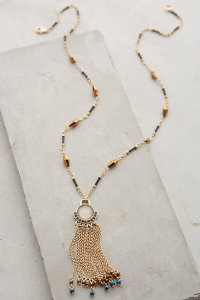subtle spark necklace