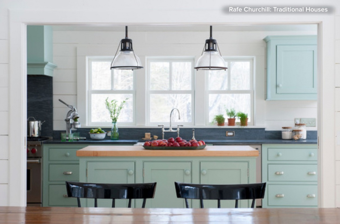 Kitchen cabinets: beyond white | Visual Jill