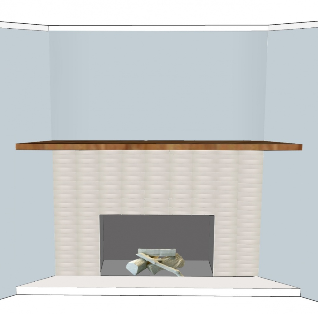 FIREPLACE 3 rendered