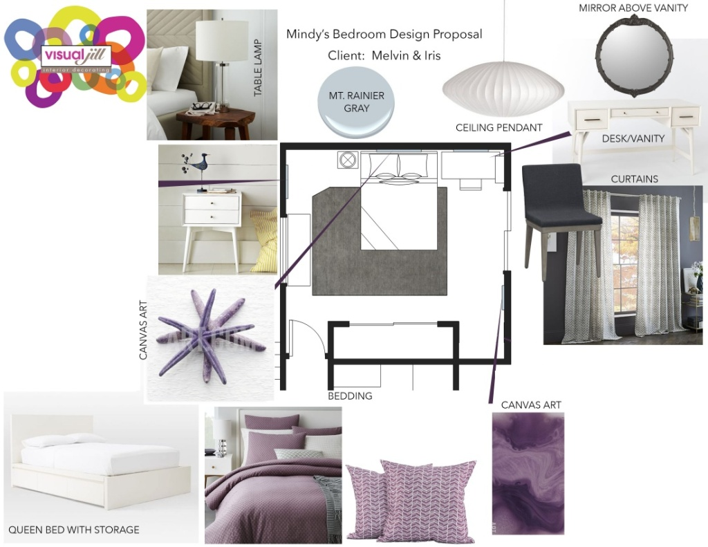 Mindy's Bedroom Design Proposal2