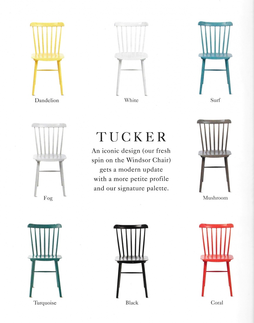 Serena u0026 Lily. tucker 1  sc 1 st  Visual Jill & Modern Windsor chair roundup | Visual Jill