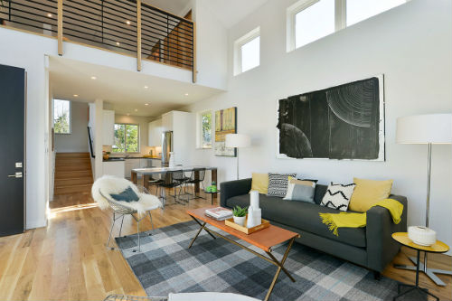 Trend toward lighter, natural wood showcased in new home ... on natural wood exterior paint color, natural wood interior design, natural wood kitchen ideas, natural wood texture background,