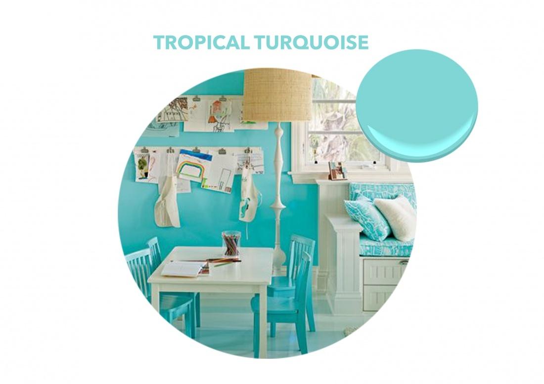 Tropicalturquoise