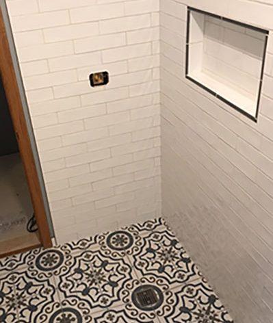 BERKELEY GUEST BATH REMODEL Visual Jill - Bathroom remodeling berkeley ca